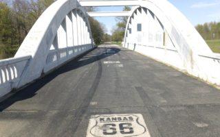 Route 66 zajezdy na harley davidson