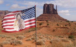 monument valley travel america usa