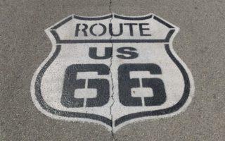 route 66 zajezdy