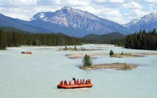 4 narodni parky kanady