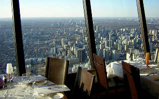 CN Tower & Restaurant