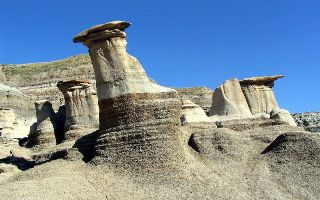 Drumheller & Badlands Tour