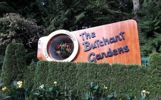 Okružní jízda městem Victoria & Butchart Gardens