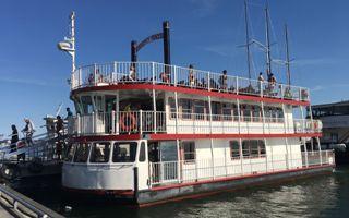 Okružní jízda přístavem – Mariposa Cruise