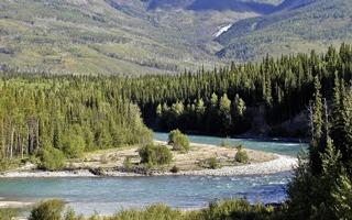 Pěší turistika v Yukonu