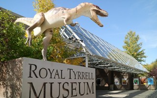 Royal Tyrell Museum Drumheller