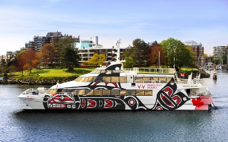 Trajekt Vancouver – Victoria 2