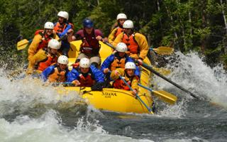 Whitewater Rafting Clearwater