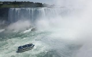 Jednodenní výlet k Niagarským vodopádům