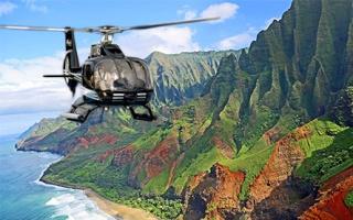 Let helikoptérou Kauai