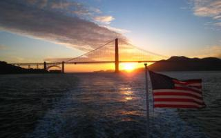 San Francisco Sunset Cruise 2