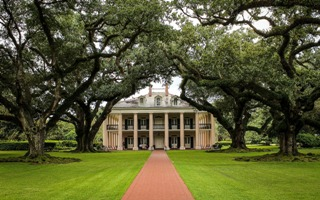 prohlidka oak alley plantation
