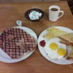 Snídaně u indiánů Navajo